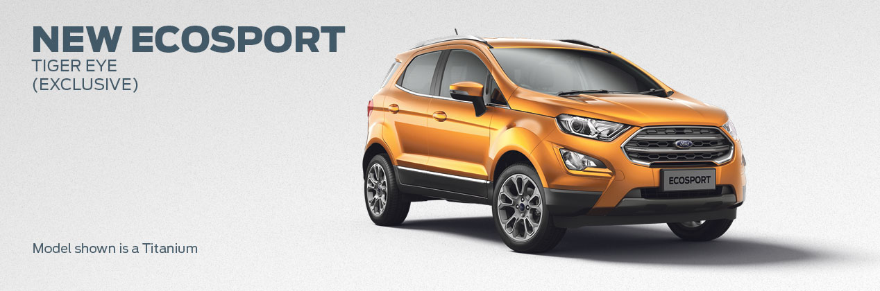New Ford Ecosport From Haynes In Maidstone