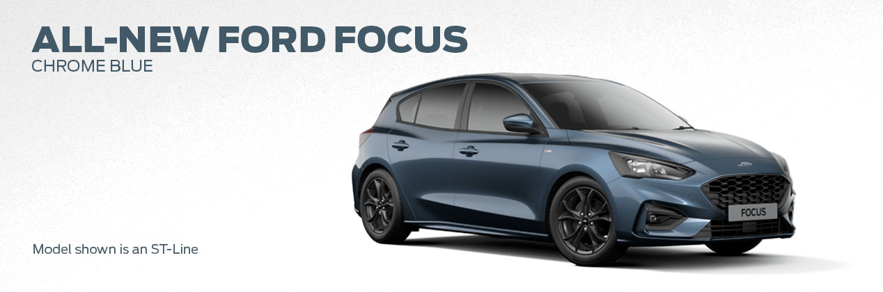 The All New Ford Focus Now Available At Haynes Ford