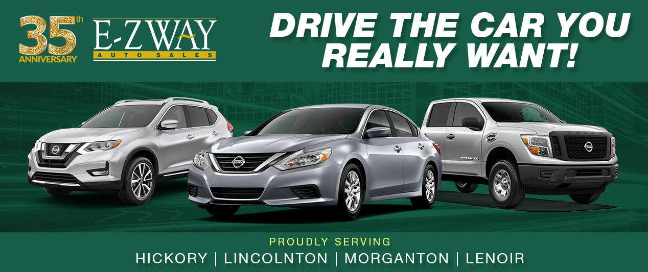 Nissan Of Hickory >> Used Nissan Lineup E Z Way Auto Hickory Nc