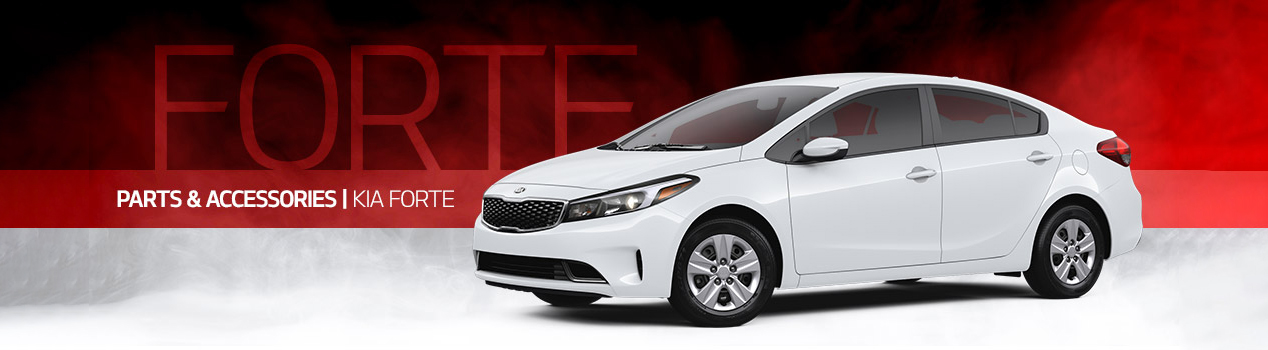 Kia Forte Parts And Accessories | North Kansas City, MO