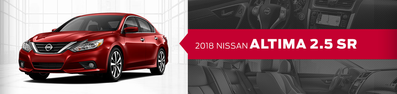 2018 Nissan Altima | James Ceranti Nissan | Greenville, MS