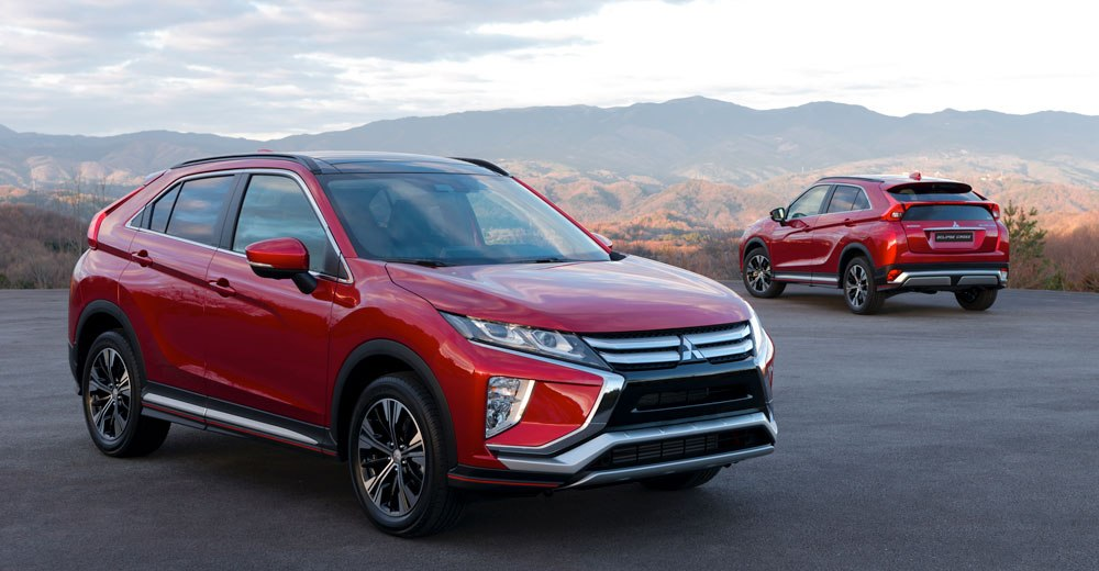 2018 Mitsubishi Eclipse Cross Overview | Charleston Mitsubishi | Saint Albans, WV