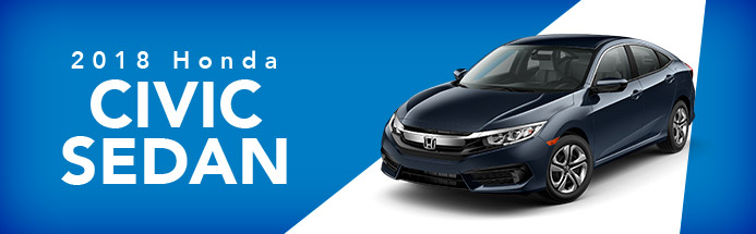 2018 Honda Civic Lineup in Wilmington, DE