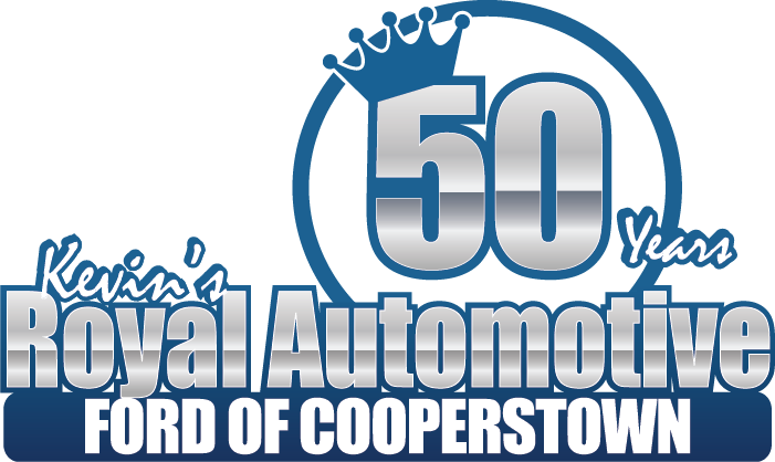 KevinsRoyalAuto-50Years-FordCooperstownLogo.png