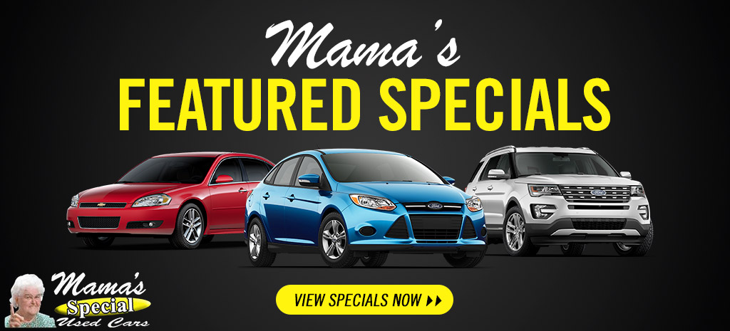 Mama's Featured Specials