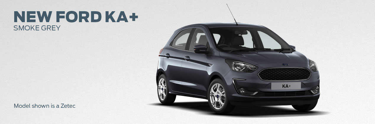 New Ford Ka Smoke Grey Jpg