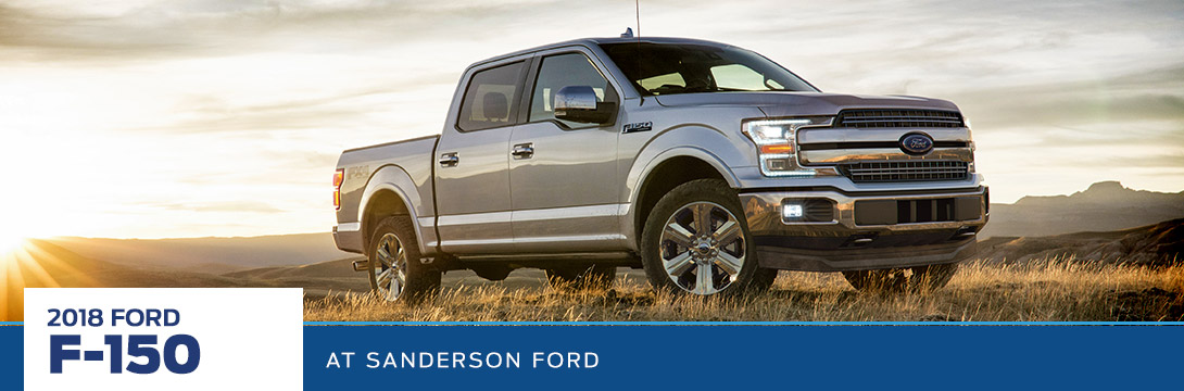 2018 Ford Truck Line Up Sanderson Ford Phoenix Az