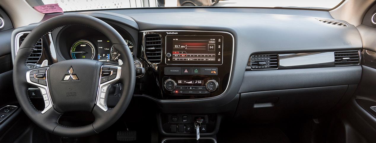 2018 Mitsubishi Outlander PHEV Vehicle Spotlight