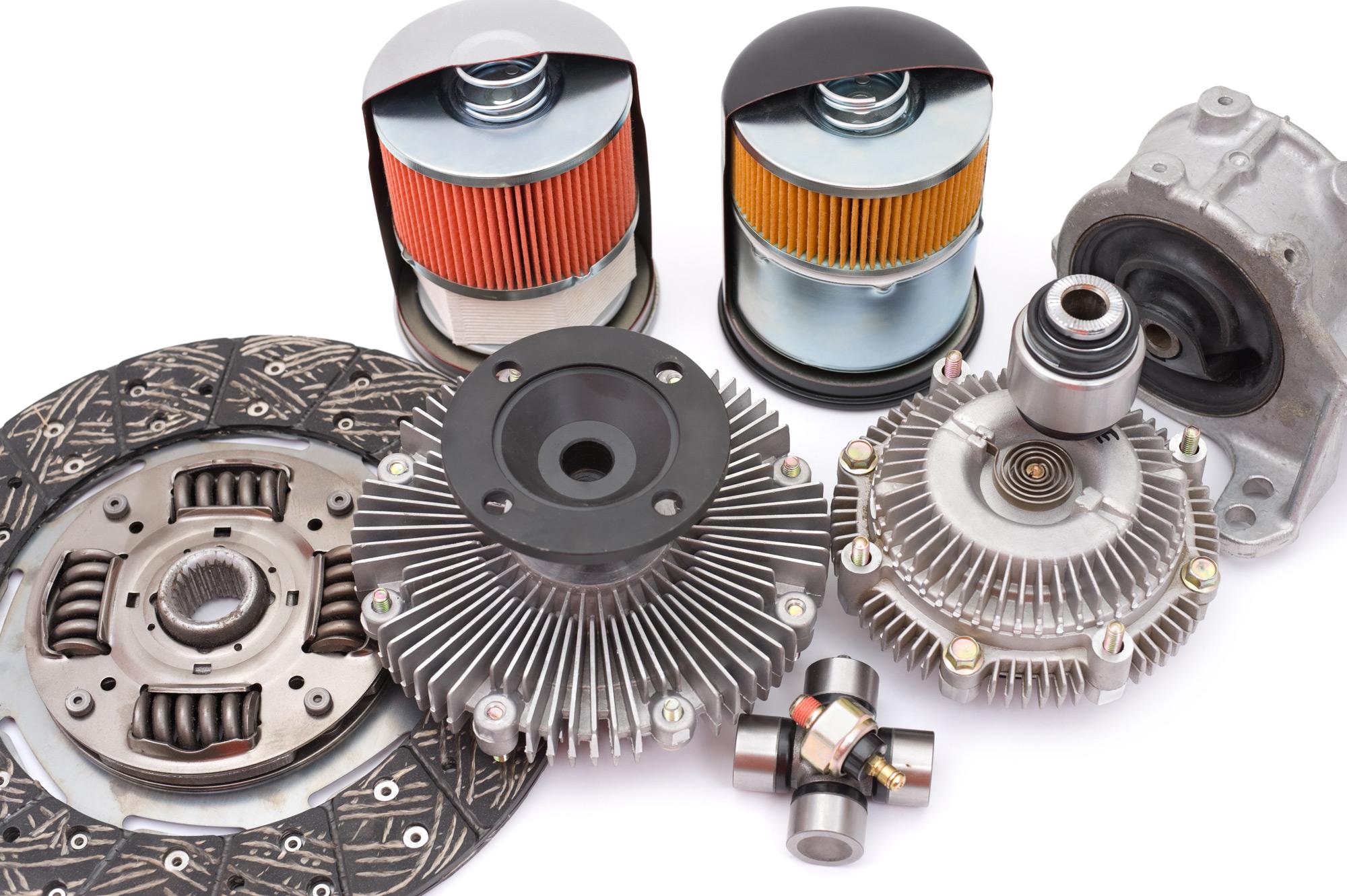 Parts service hours