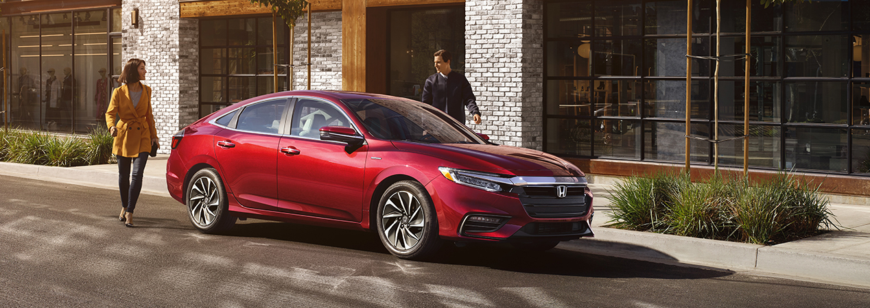 2019 Honda Insight Preview | Russell Honda | North Little Rock, AR