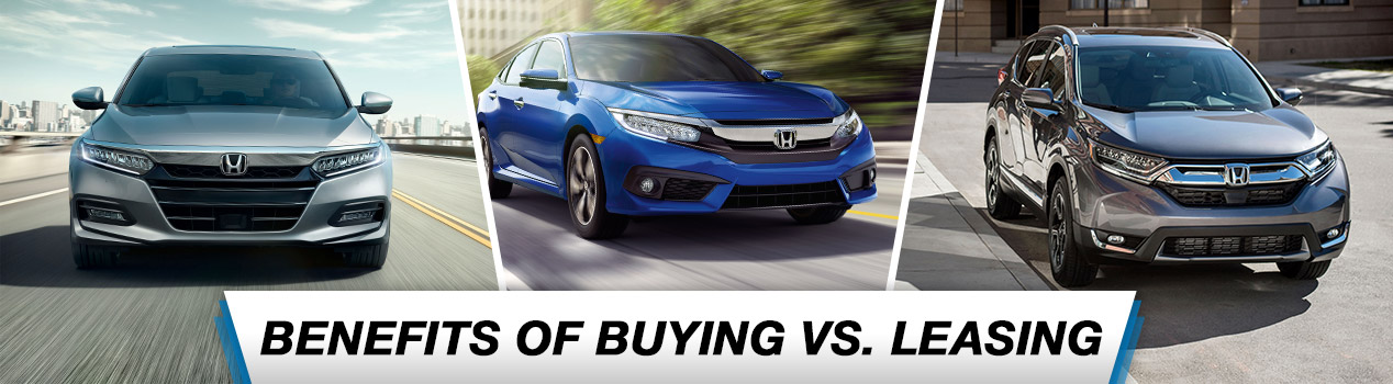 Buying vs. Leasing | Avery Greene Honda | Vallejo, CA