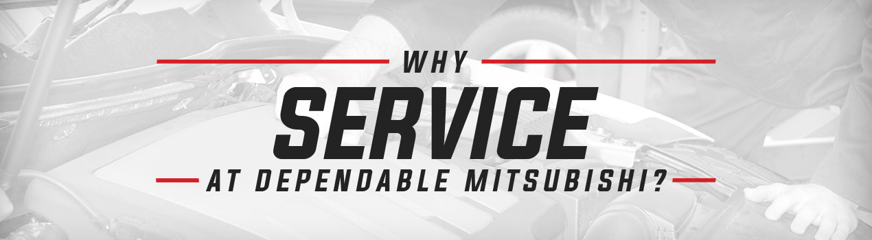 Service At Dependable Mitsubishi | Vero Beach, FL