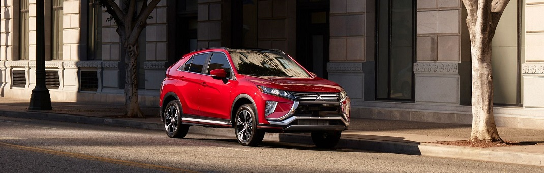 2018 Mitsubishi Eclipse Cross in Tucson, AZ
