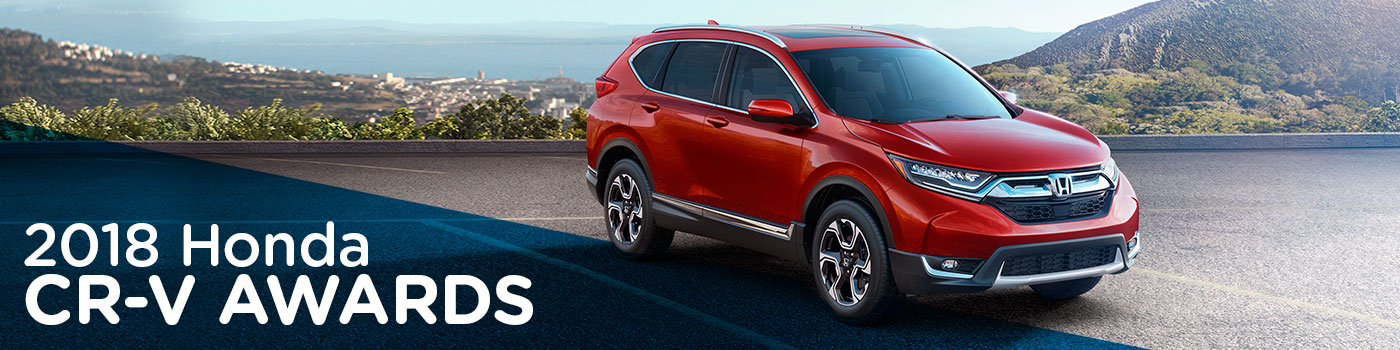 2018 Honda CR-V Awards | Don Wessel Honda | Best New SUV Springfield, MO
