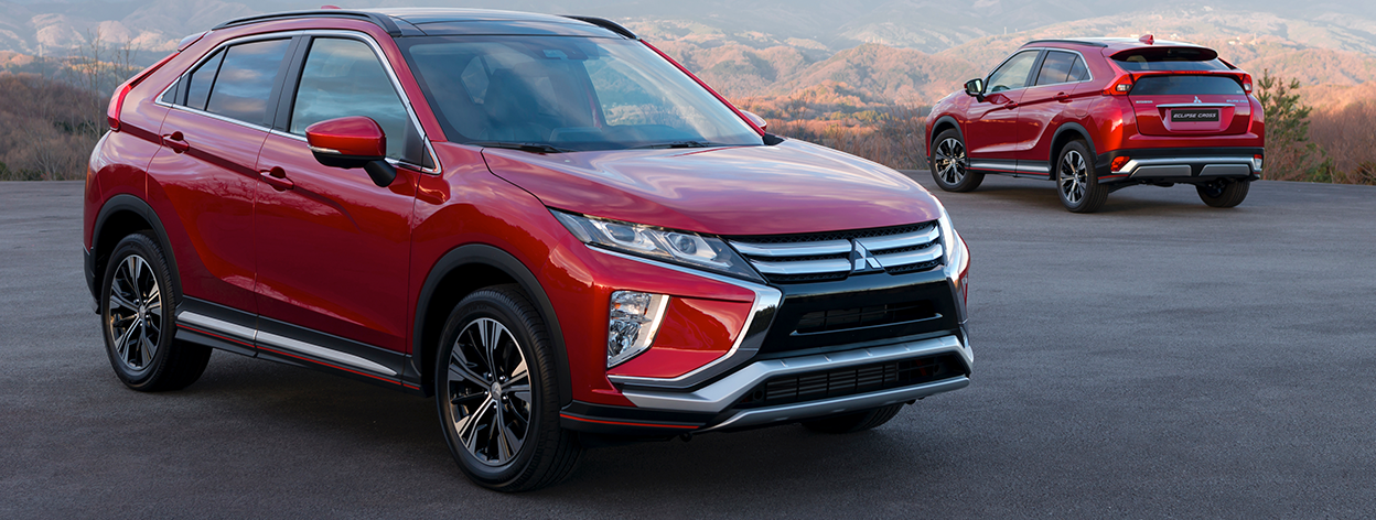 2018 Eclipse Cross vs. Escape | Don Robinson Mitsubishi | St Cloud, MN