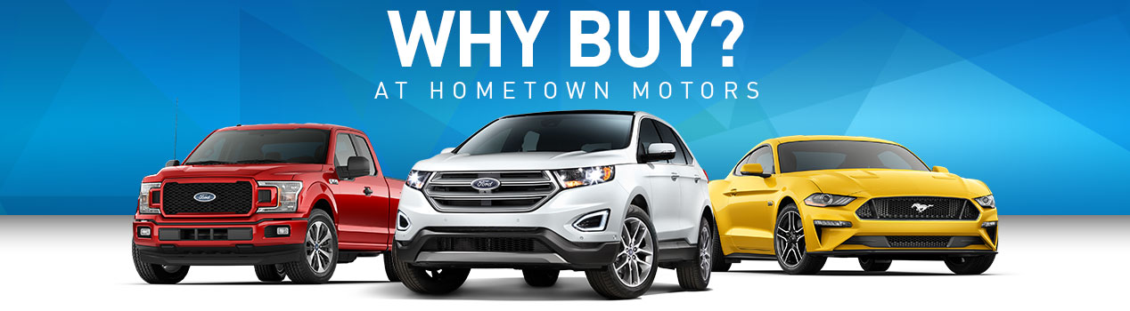 Why Buy | Hometown Motors | Weiser, ID