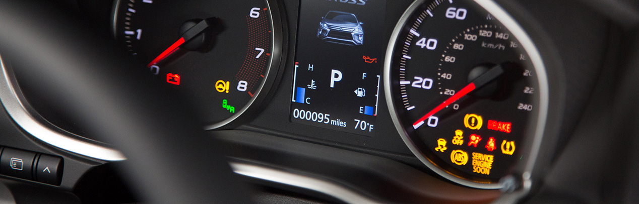 Indicator Lights Meanings | Charleston Mitsubishi | St. Albans, WV