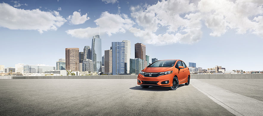 2019 Honda Fit | New Cars For Sale In Springfield MO