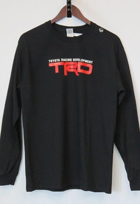TRD Long Sleve Shirt - Unisex - Black.jpg