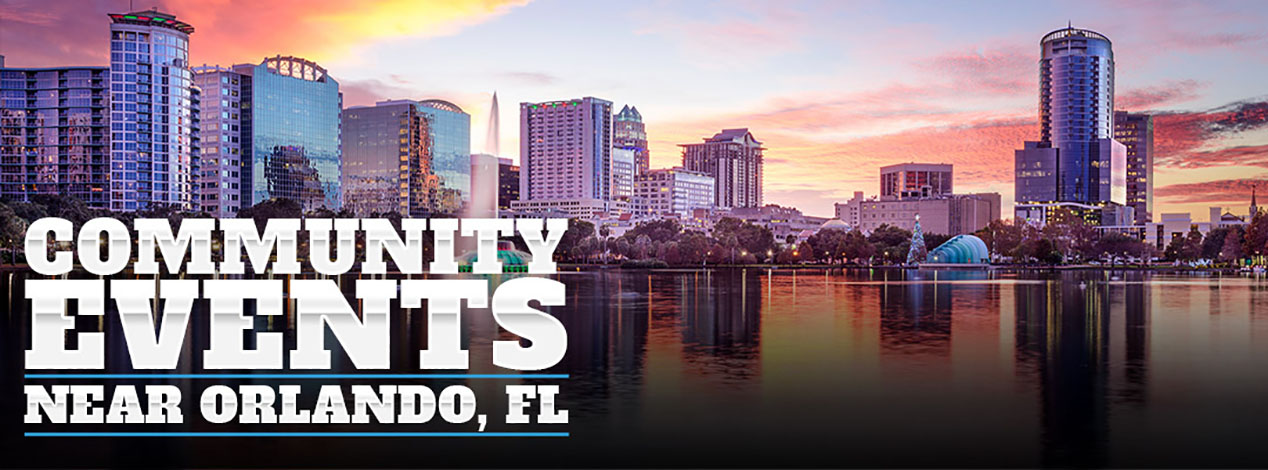 Community Events | Orlando, FL
