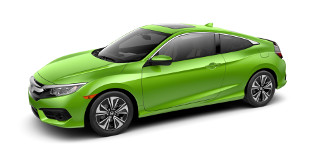 Civic Lime Green