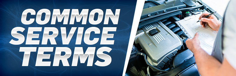 Common Service Terms | Bob Thomas Ford | Hamden, Connecticut