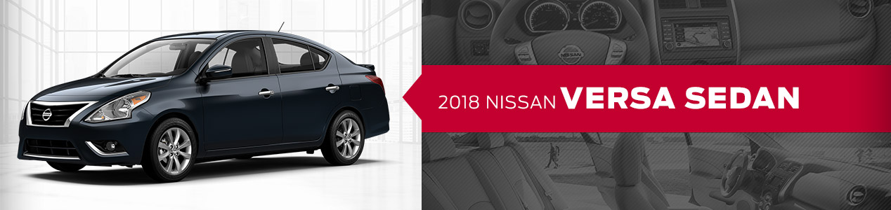 2018 Nissan Versa Sedan | James Ceranti Nissan | Greenville, MS