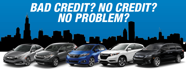 Auto Loans Bad Credit >> Bad No Credit Auto Loans Financing Honda Of Tiffany
