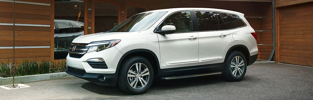 2018 Honda Pilot Trim Levels | Homosassa, FL
