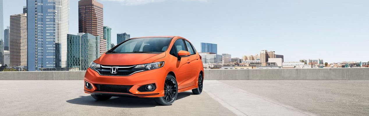 2019 Honda Fit Trim Levels | Homosassa, FL