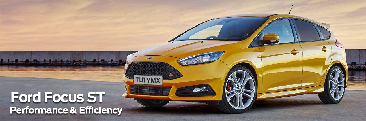 The Ford Focus St Performance Efficiency