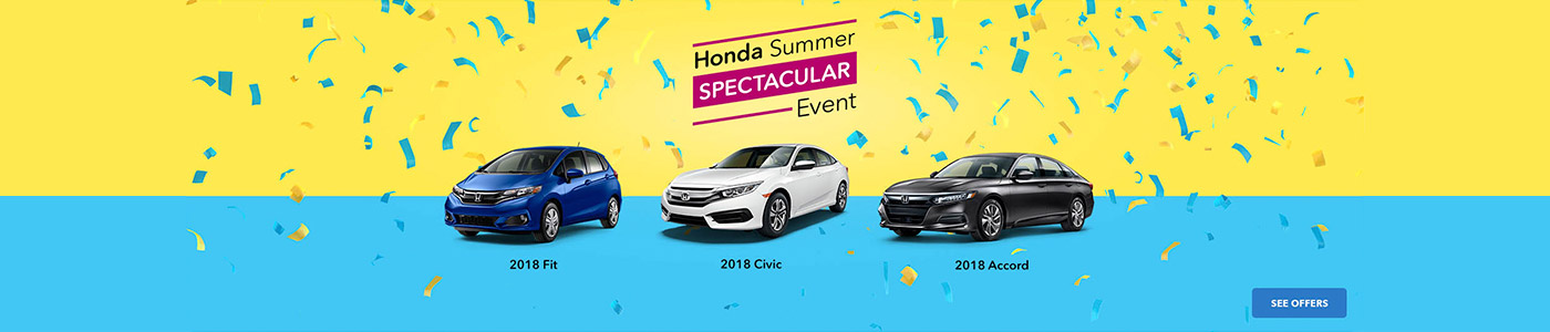 Don Wessel Honda Summer Spectacular