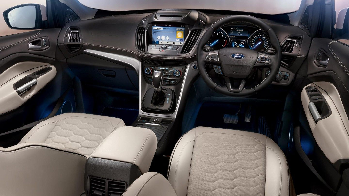 The Ford Kuga, now available from Haynes FordStore, Maidstone