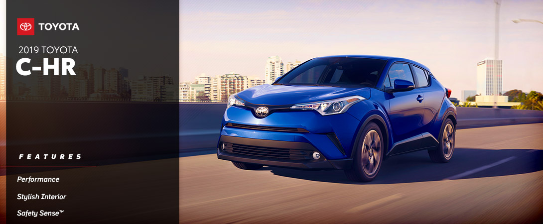2019 Toyota C-HR | High River Toyota | High River, AB
