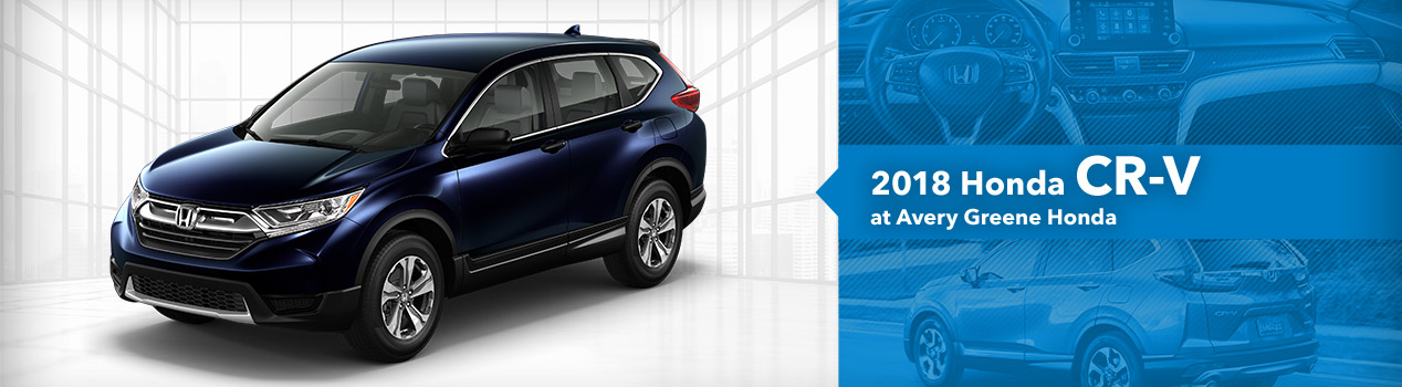 2018 Honda CR-V | Avery Greene Honda | Vallejo, CA