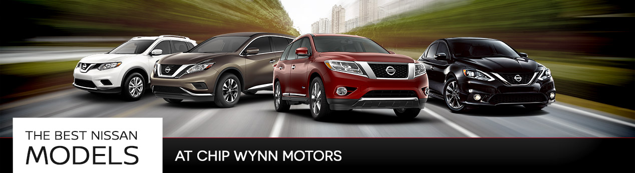 Best Nissan Models At Chip Wynn Motors | Paducah, KY
