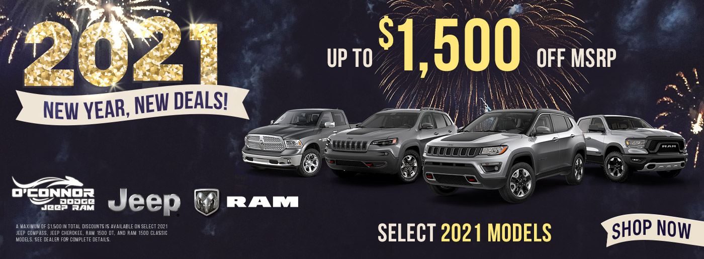 New Year New Deal On 2021 Models View Inventory | Chilliwack, BC