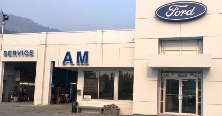 AM Ford Service