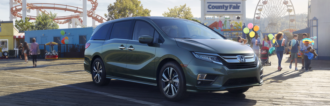 2019 Honda Odyssey | Don Wessel Honda Minivans for Sale Springfield MO