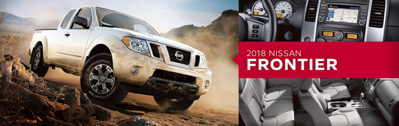 2018 Nissan Frontier | Greenville, MS