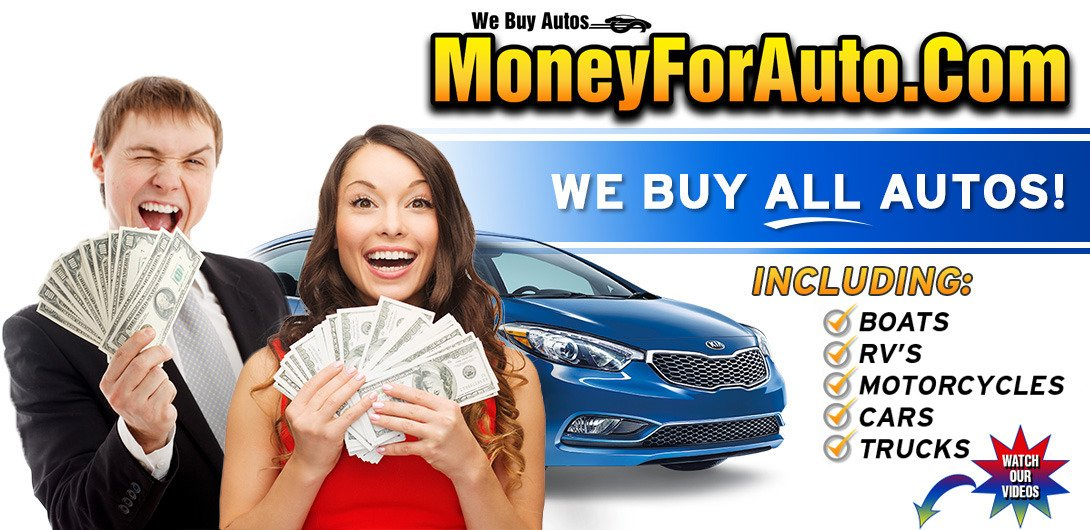 Money For Auto - Cash for Your Car - Kennewick, WA.