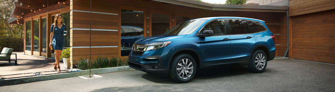 2019 Honda Pilot Model Differences