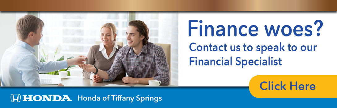 Contact our Financial Specialist