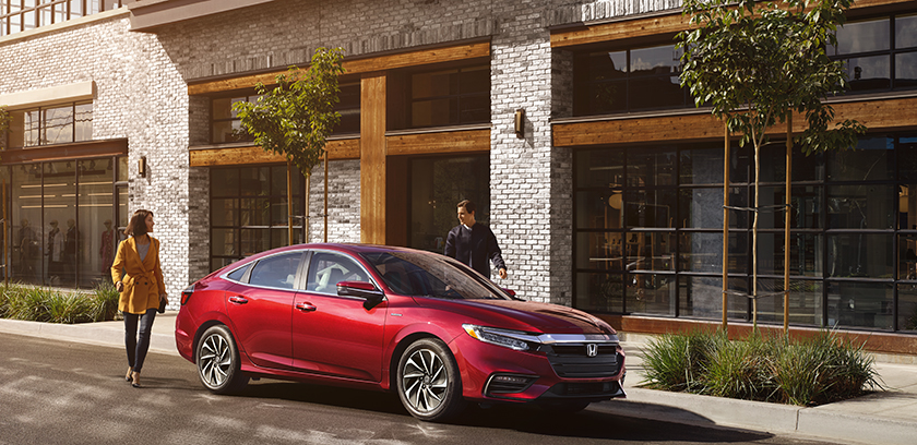 2019 Honda Insight Model Overview | Visalia, CA