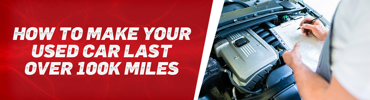 Make Your Used Car Last Over 100k Miles | Chip Wynn Motors | Paducah, KY