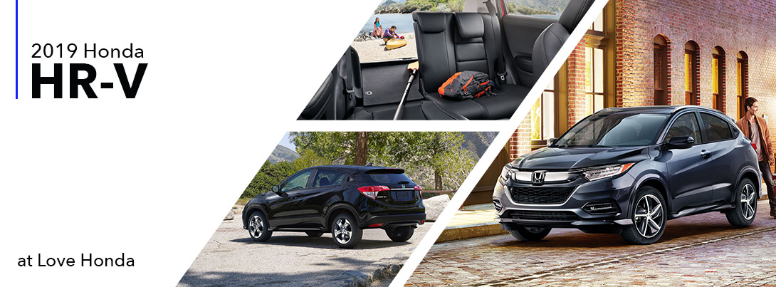 2019 Honda HR-V | Love Honda | Homosassa, FL