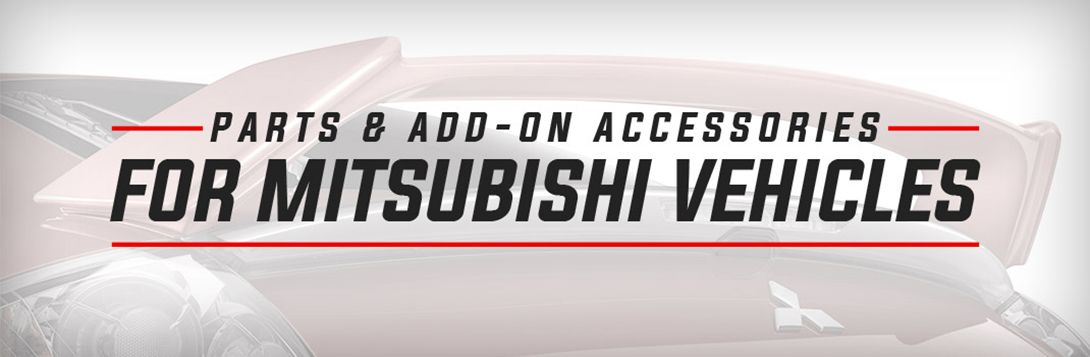 Parts and Add-on Accessories for Mitsubishi Vehicles | Princeton, WV