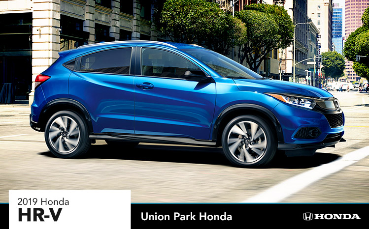 2019 Honda HR-V | Union Park Honda | Wilmington, DE