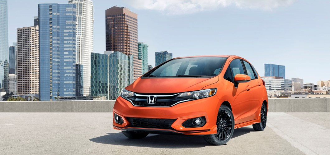 2019 Honda Fit | New Cars Springfield MO