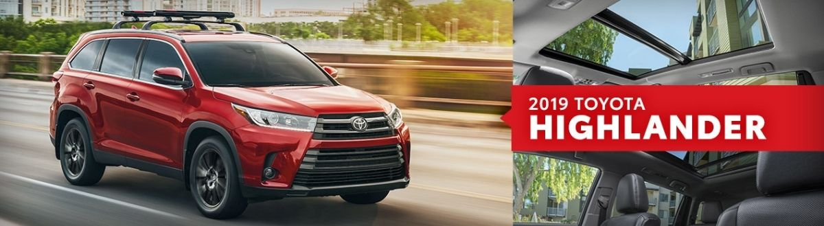 2019 Toyota Highlander | Downtown Toyota | Toronto, ON